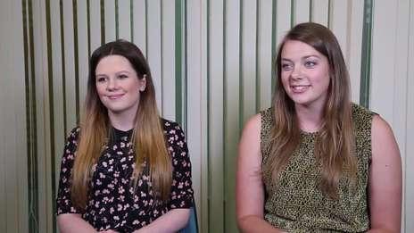 Katie Wood & Marina Davies - Corporate Graduate Scheme