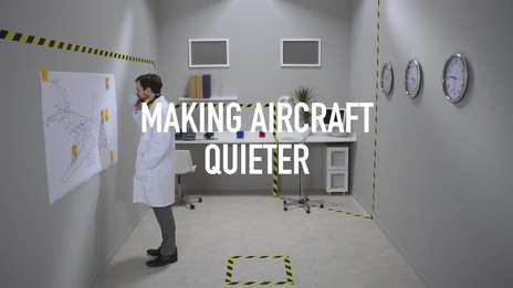 SimplyFly by Safran - Episode 1: Making aircraft quieter