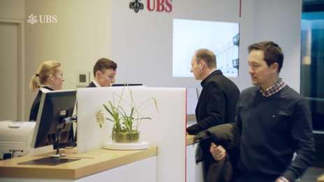 Meet team UBS: Career growth