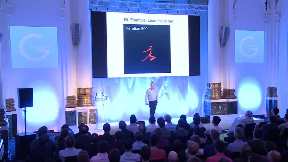 G-Research Lecture with Professor Michael I. Jordan on Artificial Intelligence